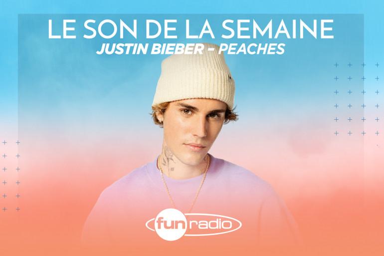 Le son de la semaine avec Justin Bieber