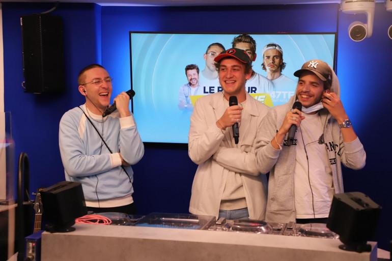 """47Ter en interview et en live dans """"Bruno dans la radio"""""""
