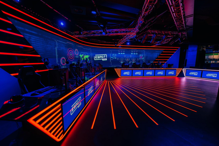 L'Espot Paris, nouveau lieu incontournable dans la capitale pour les fans de jeu vidéo