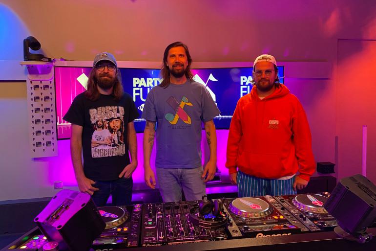 """La team Ed Banger prend les platines de """"Party Fun"""" pour une soirée spéciale"""