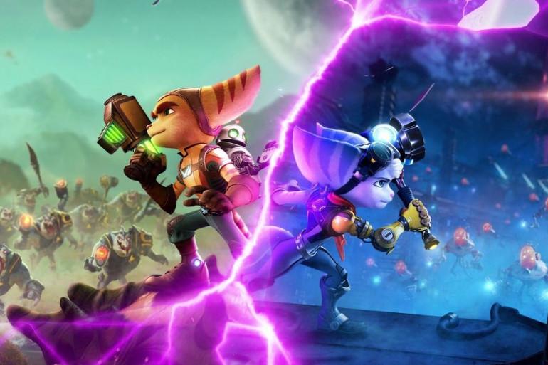 """""""Ratchet and Clank : Rift Apart"""" est sorti le 11 juin sur PS5"""