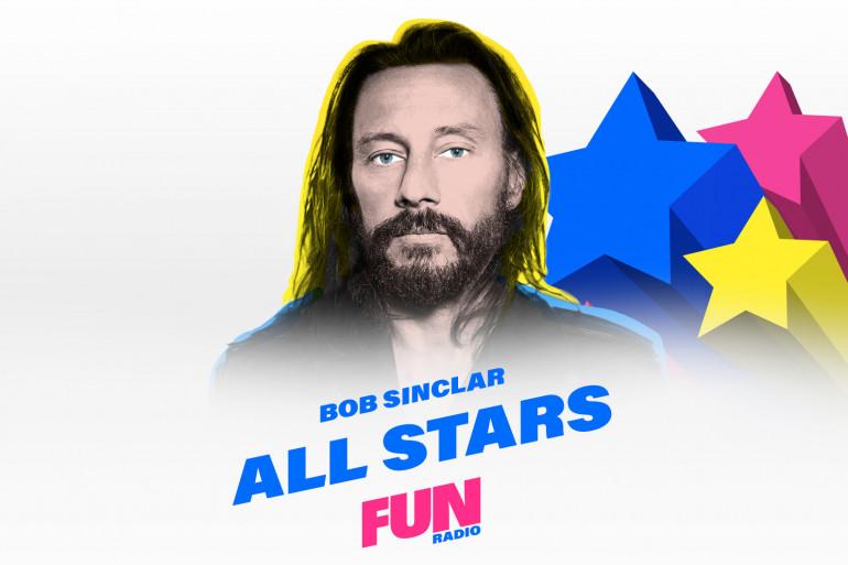 """Bob Sinclar dans """"All Stars"""" saison 2"""