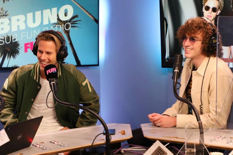 Ofenbach sur Fun Radio