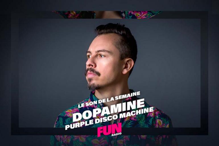 """Le son de la semaine avec """"Dopamine"""" de Purple Disco Machine"""