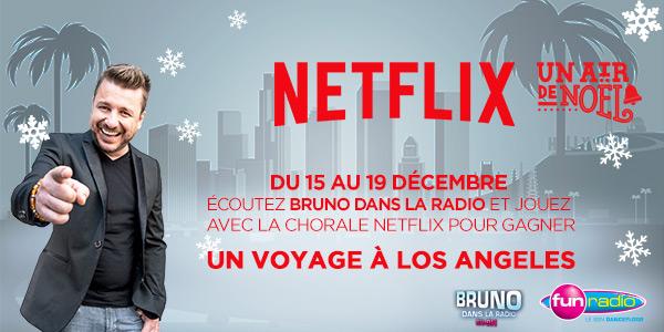 Un air de Noël avec Netflix