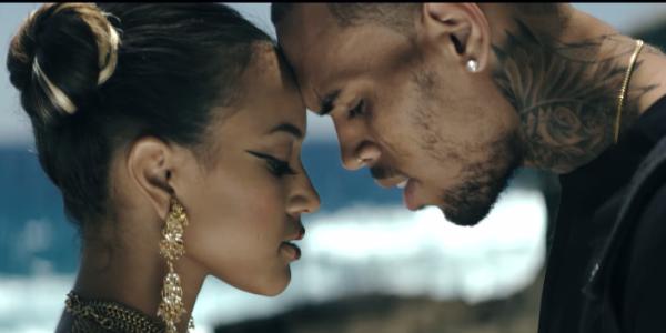 Chris Brown et Karrueche Tran apparaissent complices