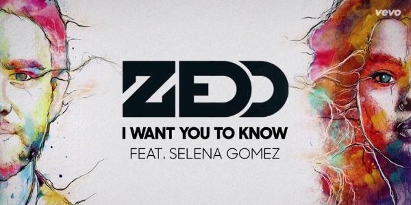 C'est le premier single commun de Zedd et Selena Gomez