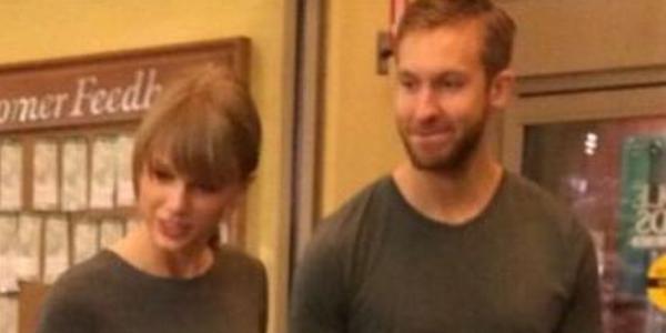 Taylor Swift et Calvin Harris fileraient le parfait amour
