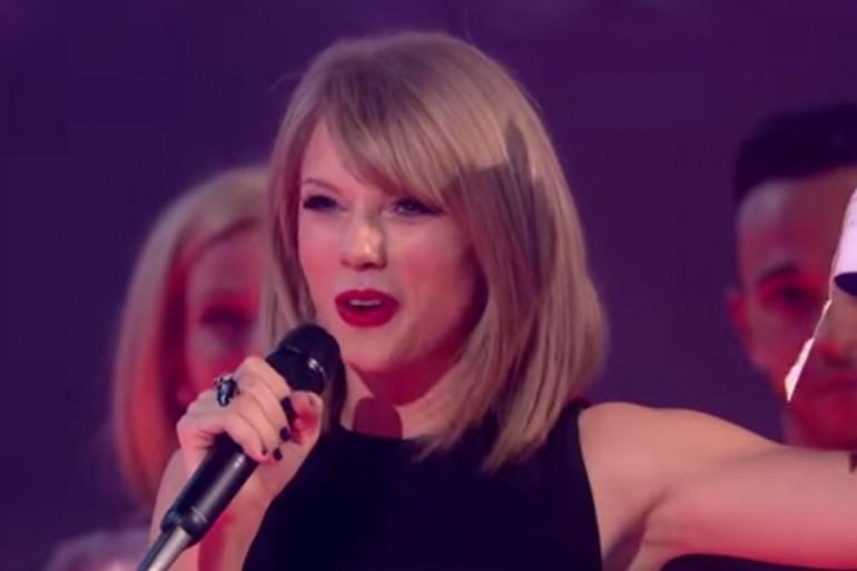 Taylor Swift figure parmi les artistes les plus bruyants de l'industrie musicale