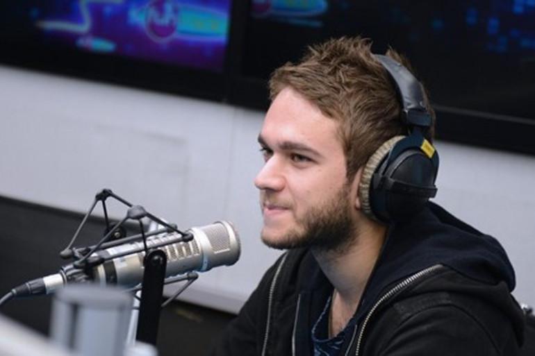Zedd en interview sur Fun Radio