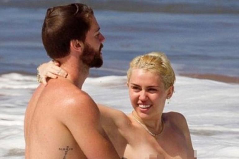 Miley Cyrus et Patrick Schwarzenegger à Miami