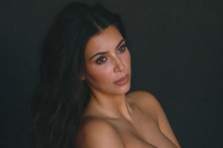 Kim Kardashian remet le couvert