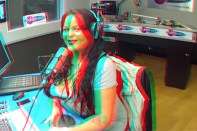 """Sarah des """"Princes de l'amour 2"""" en 3D chez Fun"""