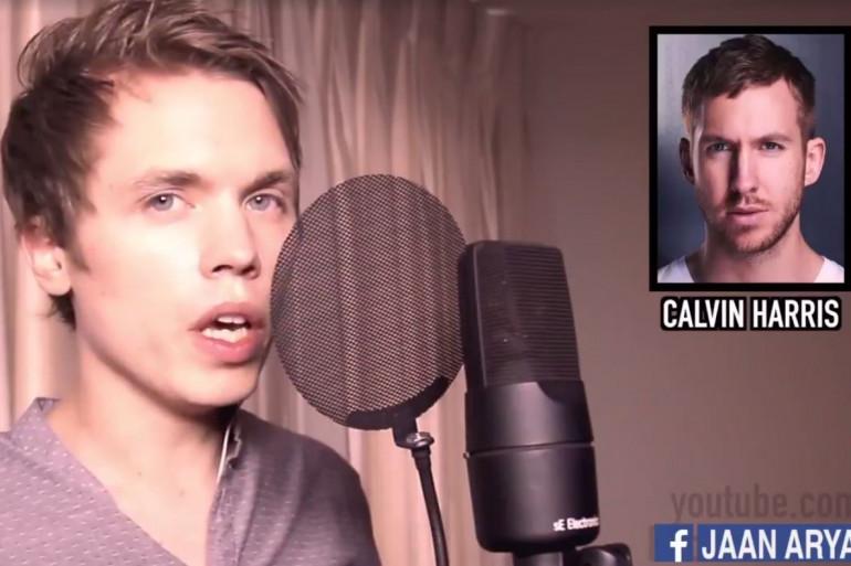 Le youtubeur suédois Roomie