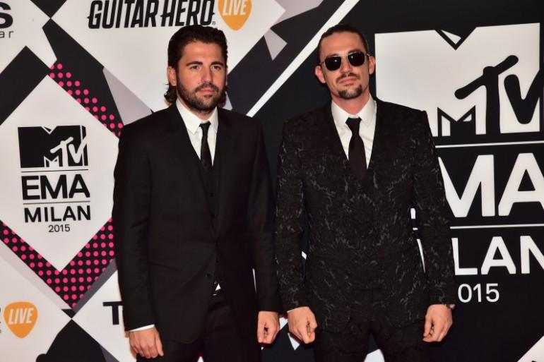 Le duo belge Dimitri Vegas and Like Mike