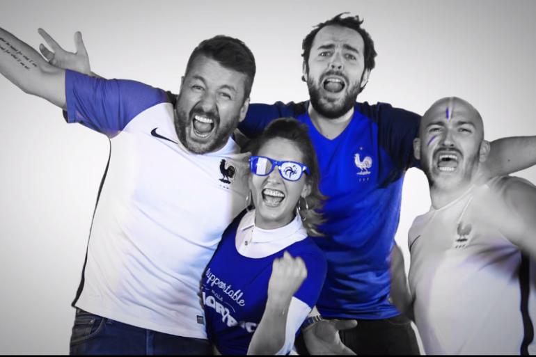 Fun Radio soutient l'équipe de France