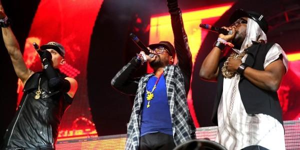 Black Eyed Peas pourraient former un nouveau groupe