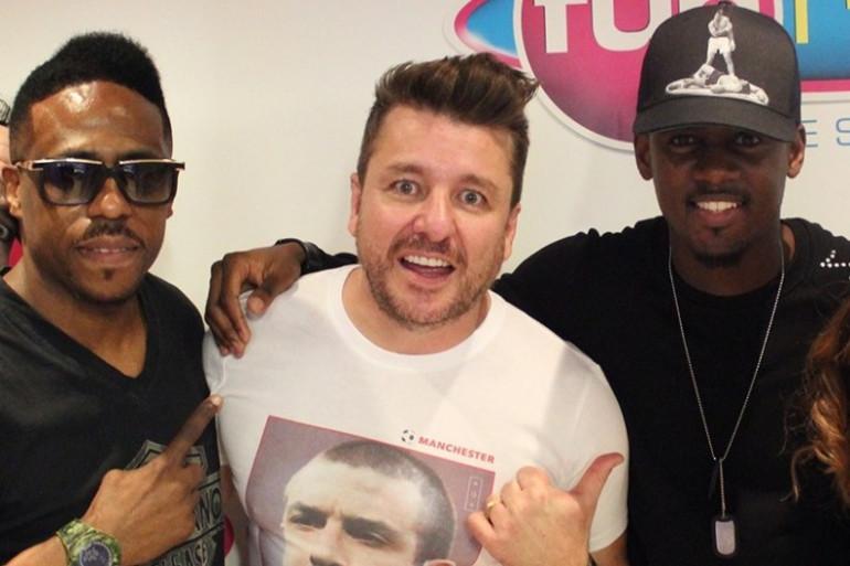 Black M et Bruno dans la radio