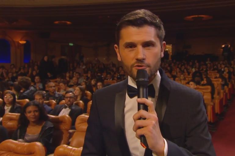 """Christophe Beaugrand est le maître de la cérémonie des """"Melty Future Awards"""""""
