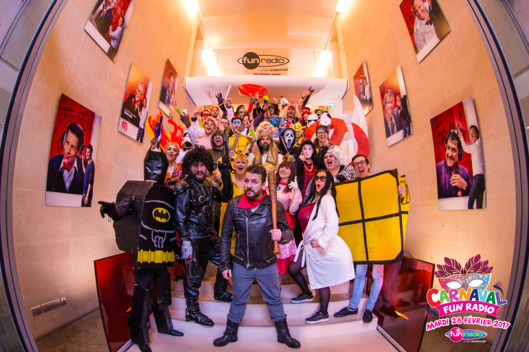 PHOTO GROUPE - CARNAVAL