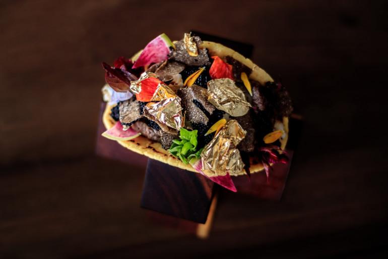 Le taco le plus chère du monde