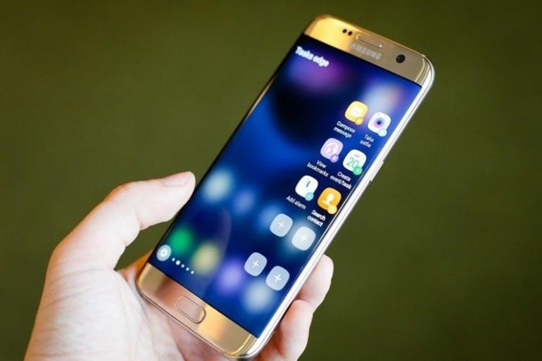 Le Samsung Galaxy S7 Edge 32 GO