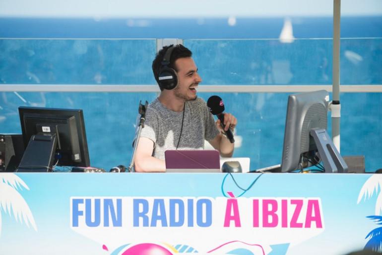 JB à Ibiza