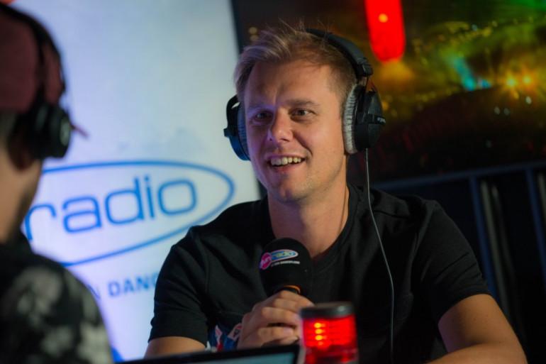 Armin Van Buuren en intervew