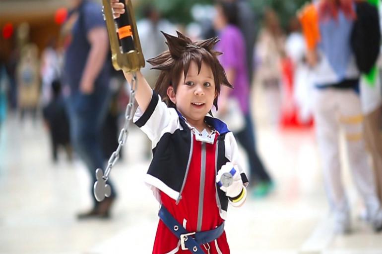 Cosplay Kingdom Hearts