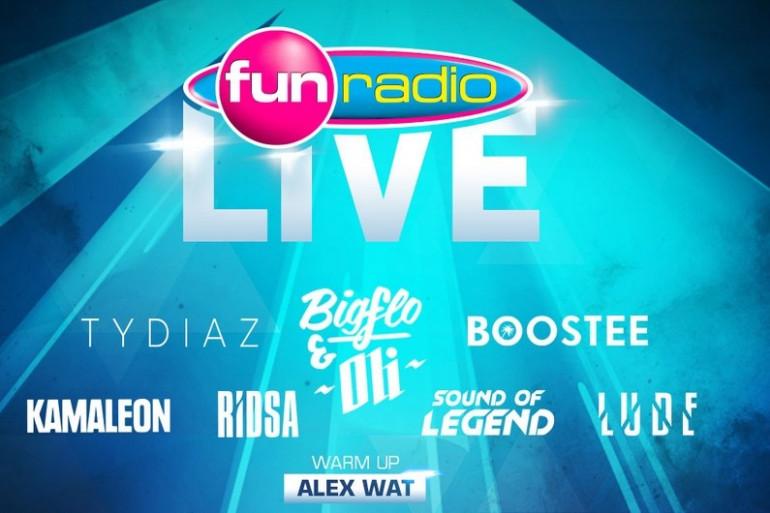 Fun Radio Live Montbéliard 2019