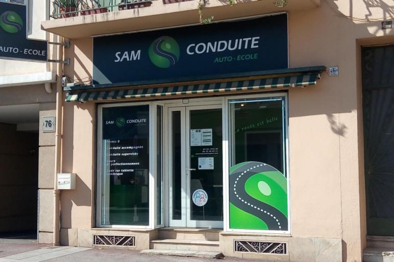 Sam Conduite