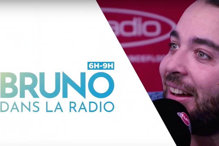 """Eliott dans """"Bruno dans la Radio"""""""