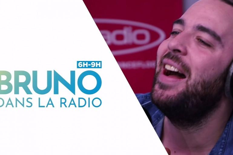 """""""Bruno dans la radio"""" : la chanson d'Elliot bouleverse une auditrice"""