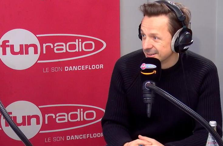"""Martin Solveig dans """"Bruno dans la radio """" du vendredi 6 décembre 2019"""