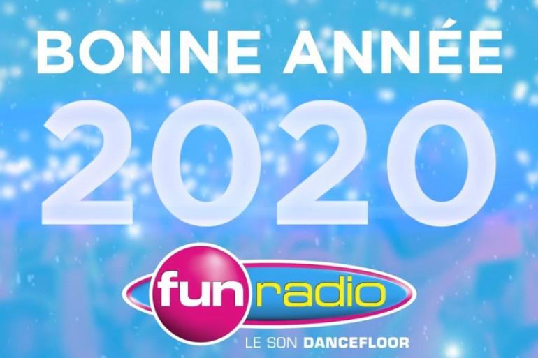 Fun Radio vous souhaite une belle année 2020