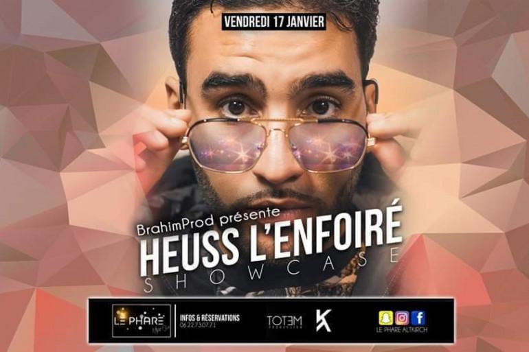 Heuss au Phare