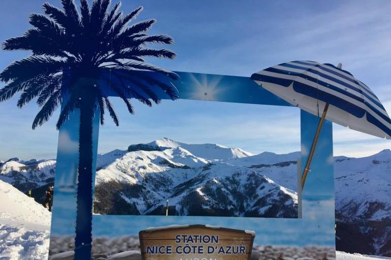 Auron Nice Côte d'Azur