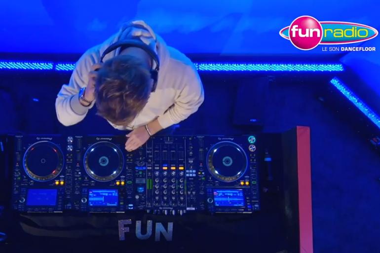 Le mix canapé de Fun Radio