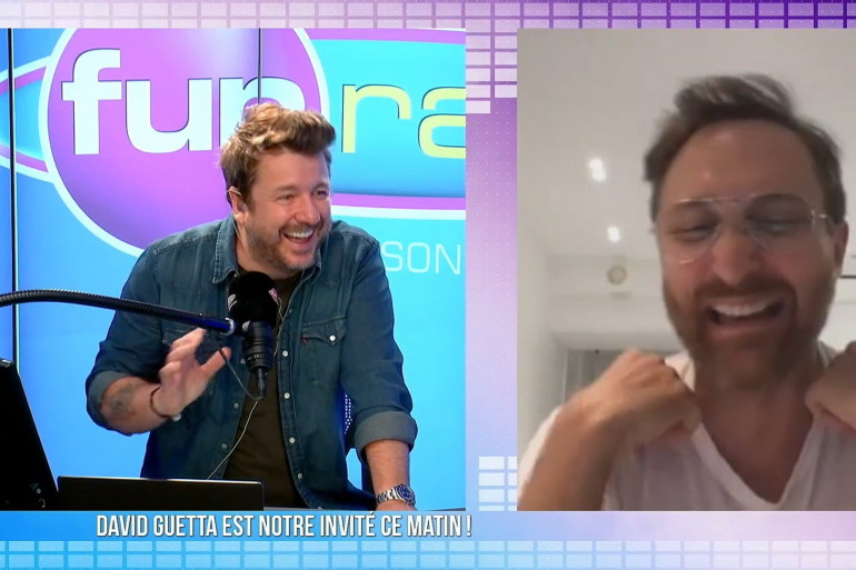 Bruno dans la radio : David Guetta se confie sur Fun Radio