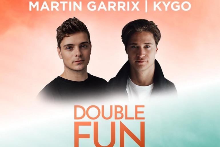 Double Fun Martin Garrix et Kygo
