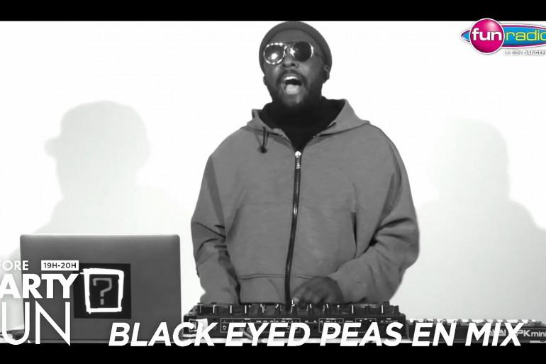 """""""Le Before Party Fun"""" : revivez le mix de The Black Eyed Peas"""