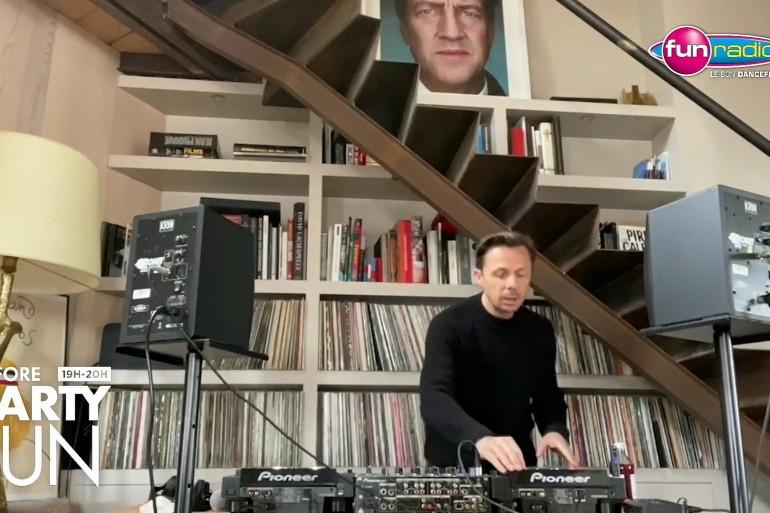 """""""Le Before Party Fun"""" : revivez le mix de Martin Solveig"""