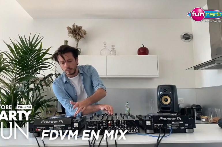 """""""Le Before Party Fun"""" : revivez le mix de FDVM"""