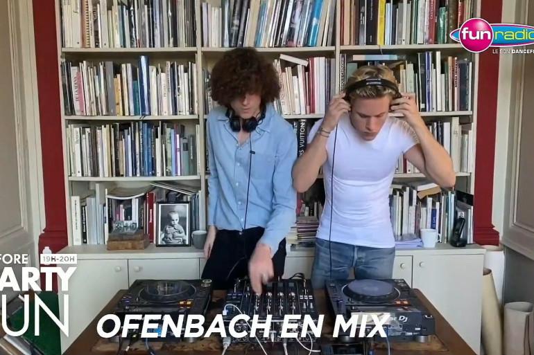"""""""Le Before Party Fun"""" : revivez le mix d'Ofenbach"""
