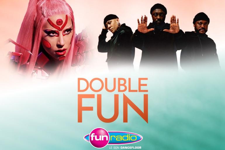 Double Fun Black Eyed Peas et Lady Gaga