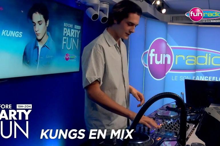 """""""Le Before Party Fun"""" : revivez le mix de Kungs"""