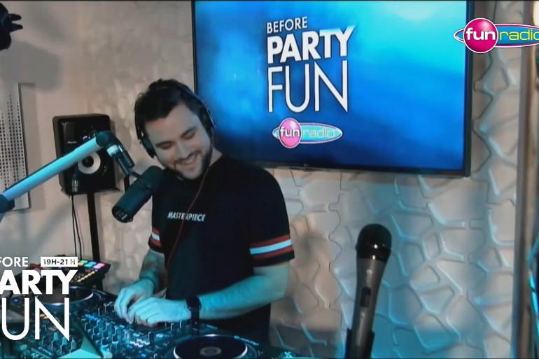 Le Before Party Fun - L'intégrale du 4 septembre