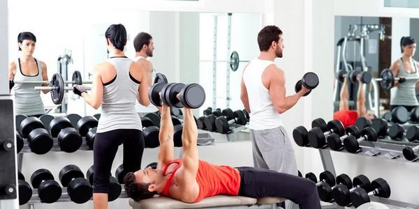 Gym Club Barret