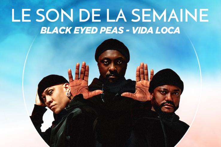 Le son de la semaine : Black Eyed Pas