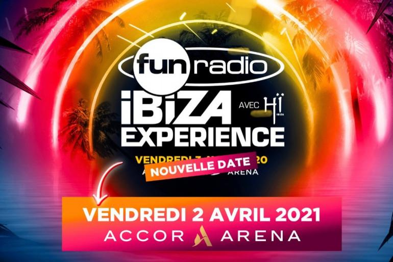 Fun Radio Ibiza Experience 2020 reporté